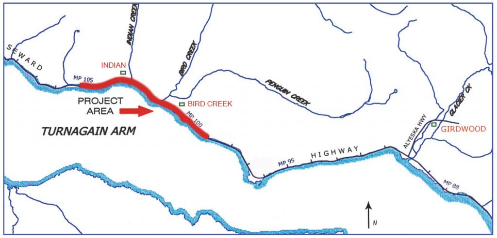 Project Corridor Map