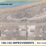 Proposed Bear Creek & Sawmill Road Improvements