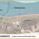 Proposed Indian Creek and Boretide Road Improvements